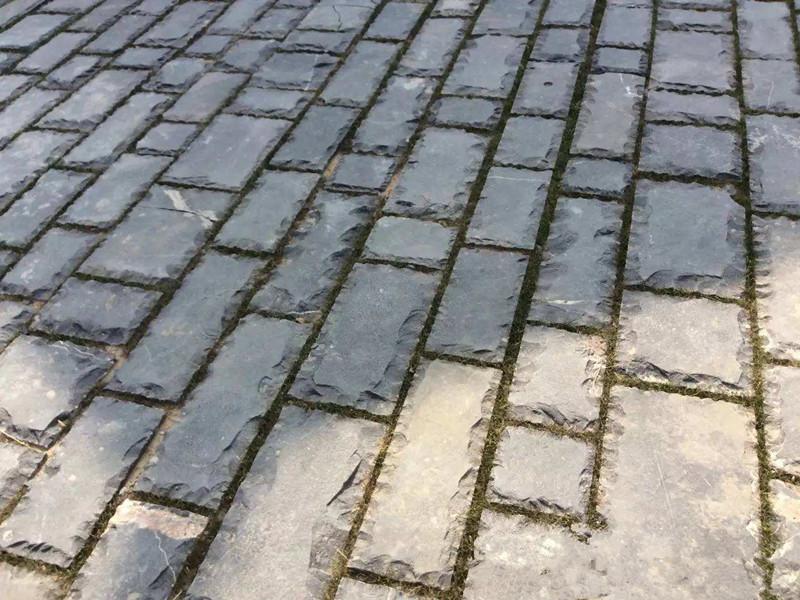 如何鑒別天然高質量青石板石材