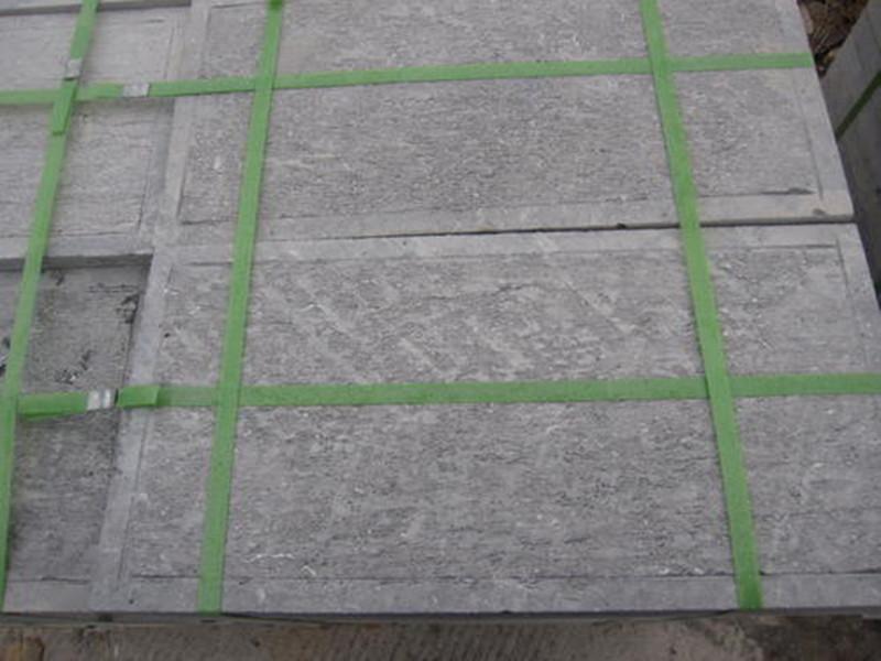 100厚荔枝面青石板