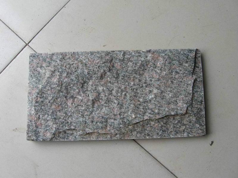 40厚青石板蘑菇石