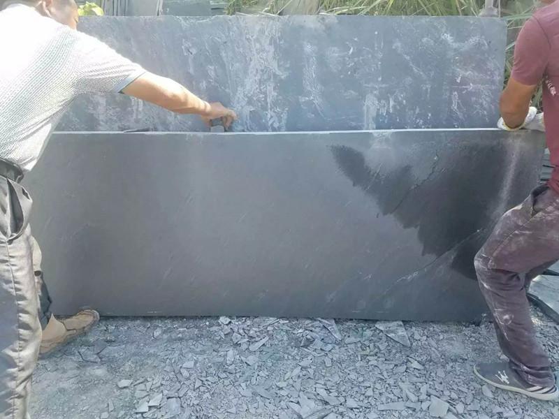 如何避免青石板材表面發黃