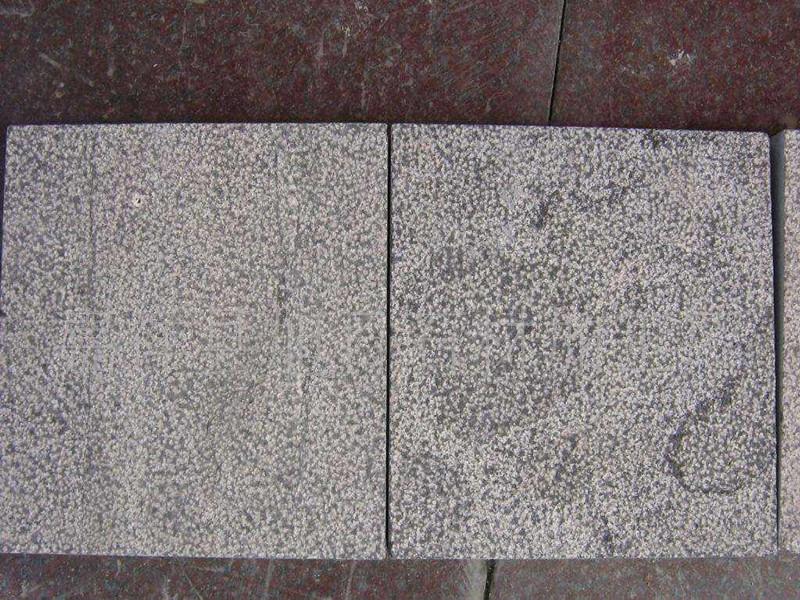 50厚青石板剁斧面