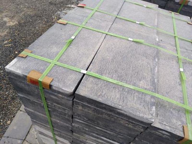 400青石板剁斧面
