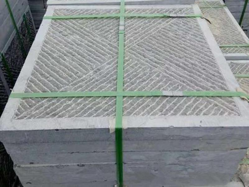 8公分青石板剁斧面