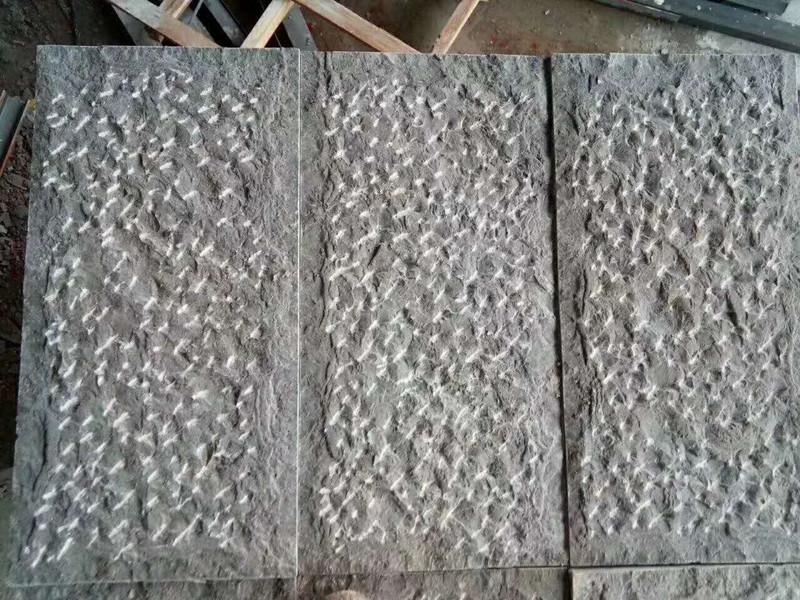5公分菠蘿面青石板材