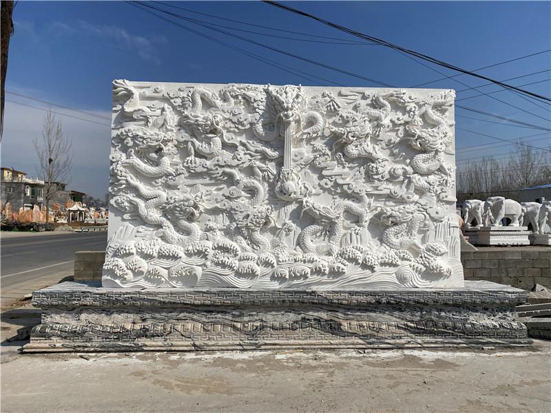 石雕浮雕壁畫