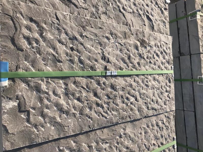 菠蘿面青石板