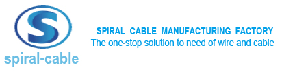 Spiral cable manufacture