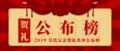 吴氏宗祠重建暨宗谱六修竣工庆典活动贺礼名单公布榜