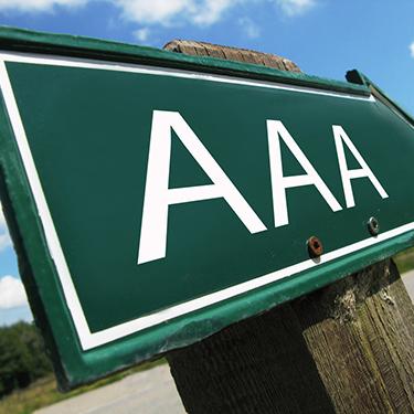 AAA信用等级评定