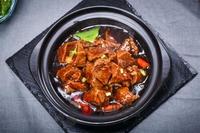 黄焖牛肉(大)