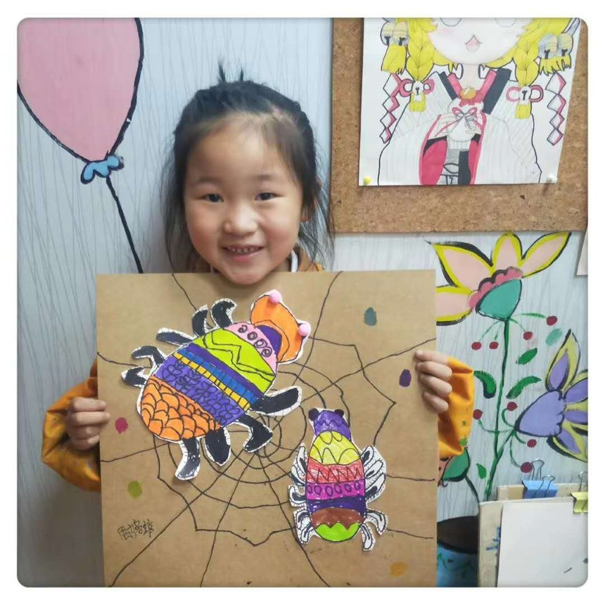 南京主流艺术教育学员作品