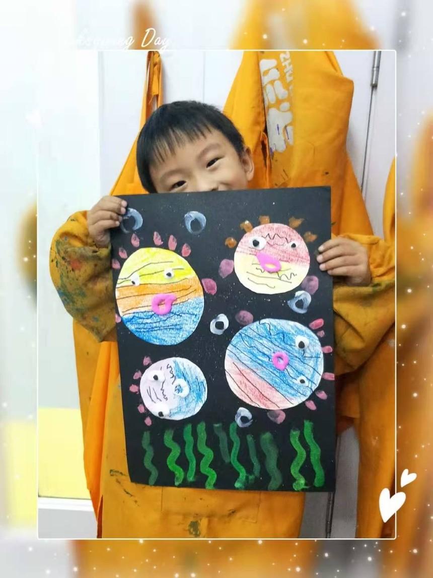 南京主流艺术学员作品