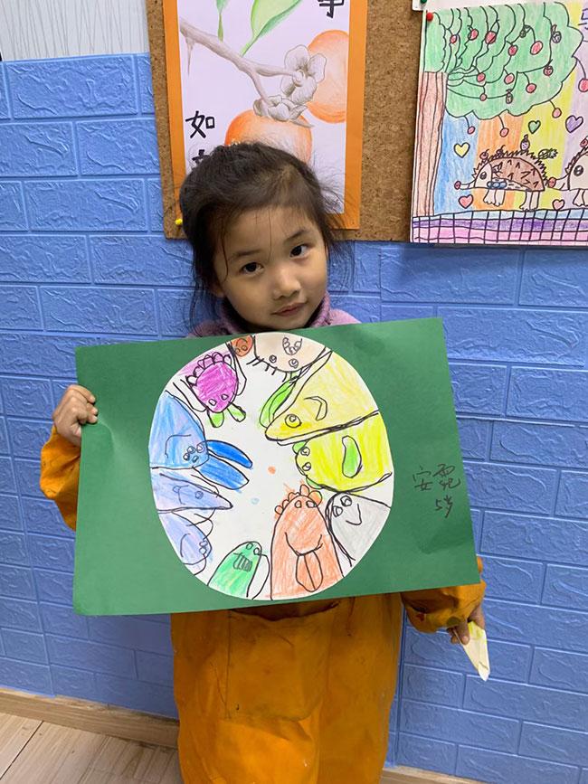 南京少儿绘画培训