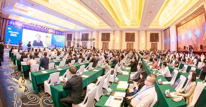 绿色低碳发展,创新合作共赢 | 中欧绿建创新论坛暨第六届中国绿色建材大会召开!