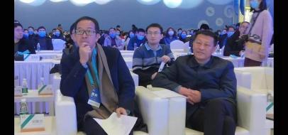 古冶区教育局李树新局长会晤全国政协委员、新东方创始人俞敏洪先生