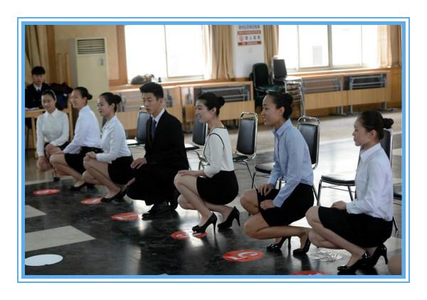 成都高鐵乘務職業學校招生辦公室