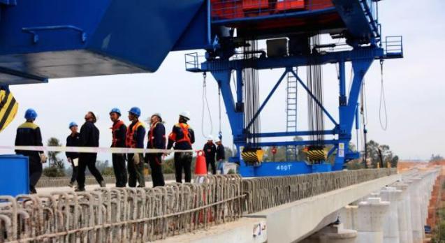 云南弥蒙铁路建设取得重大进展 建成后推动少数民族地区发展