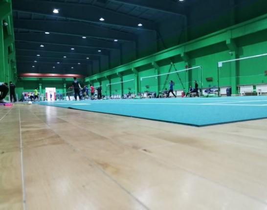 沈阳DY羽毛球俱乐部