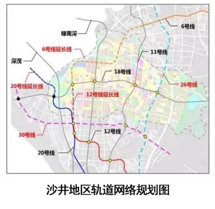 沙井地区轨道网络规划图.jpg