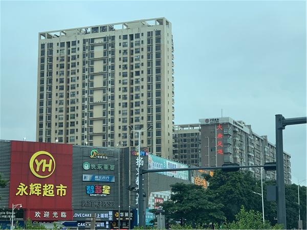 蚝二学府花园附近的永辉超市.jpg
