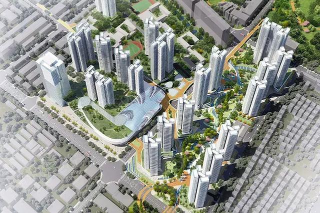 沙井海岸城更新项目示意图.jpg