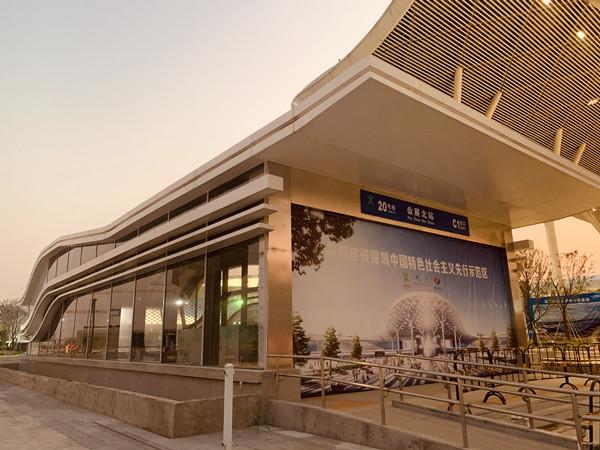 深圳地铁20号线会展北站已经修好.jpg