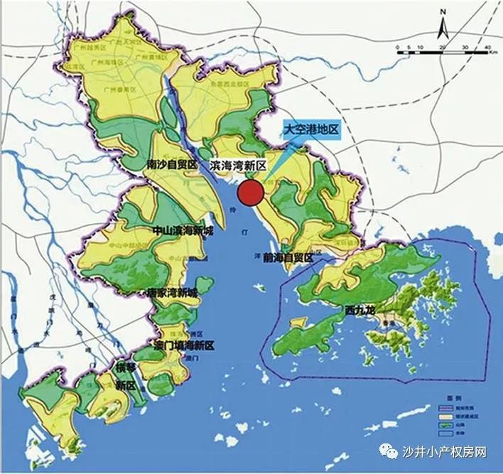 大空港片区在粤港澳湾区的位置.jpg