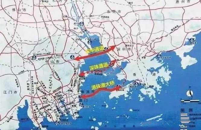 珠江两岸未来的交通.jpg