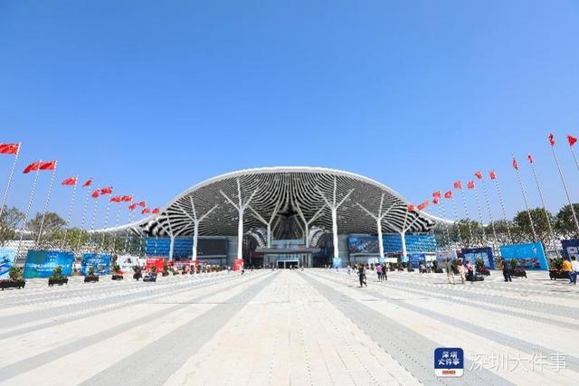 深圳人大代表建议在国际会展城周边发展先进工业.jpg