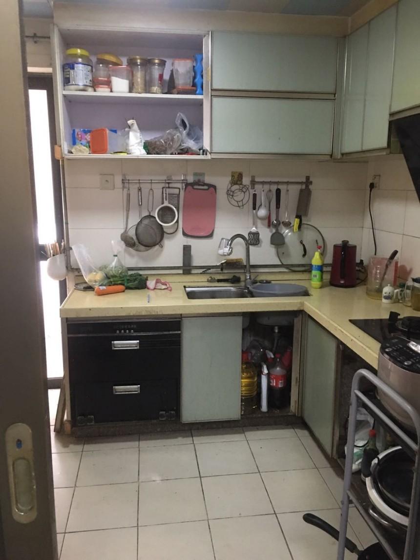 后亭雅苑二手房三房厨房实拍