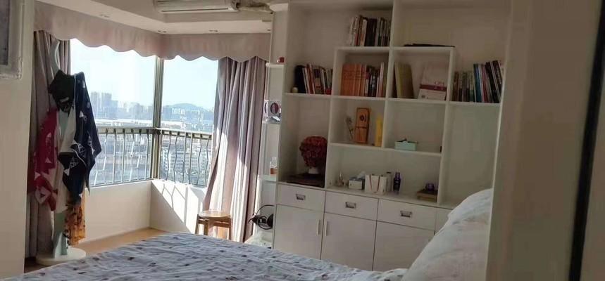 新宝花园二手房三房卧室实拍