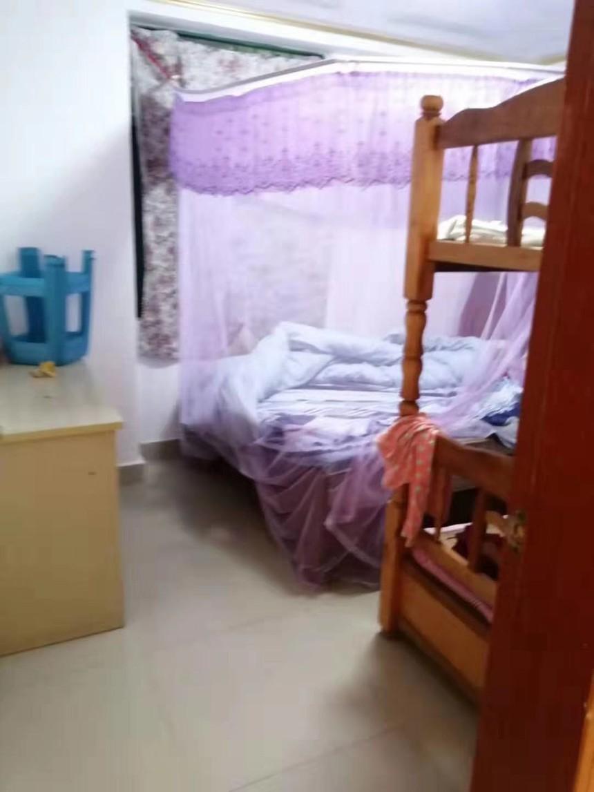 福临豪庭二手房二房卧室实拍