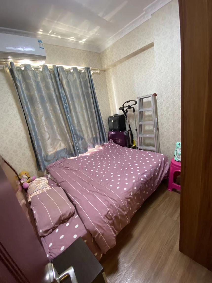 福明楼二手房二房卧室实拍