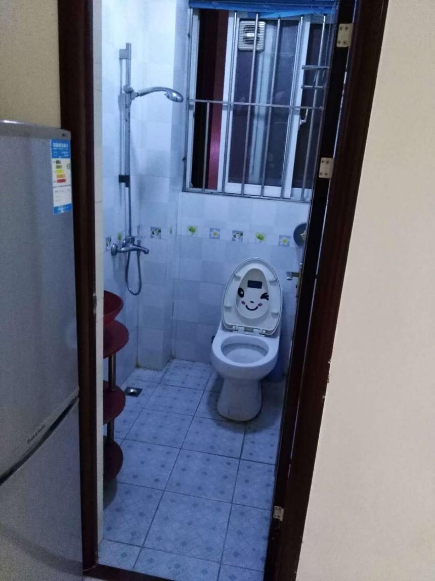 鸿达兴花园二手房一房卫生间出售