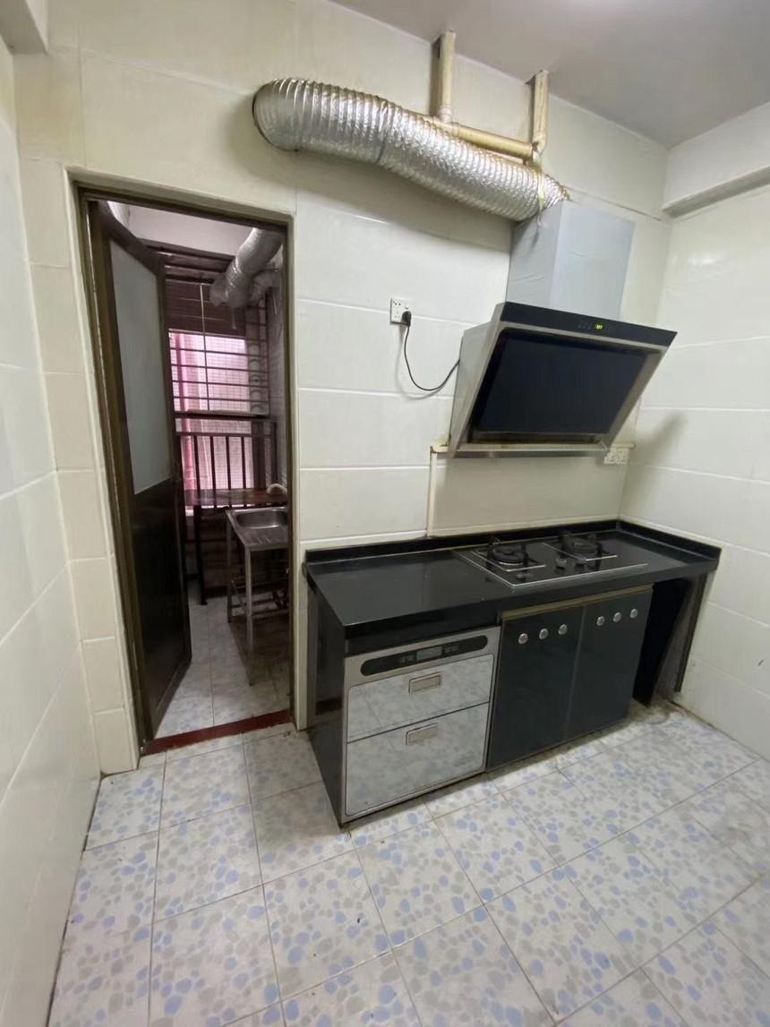 福明楼二手房三房厨房实拍