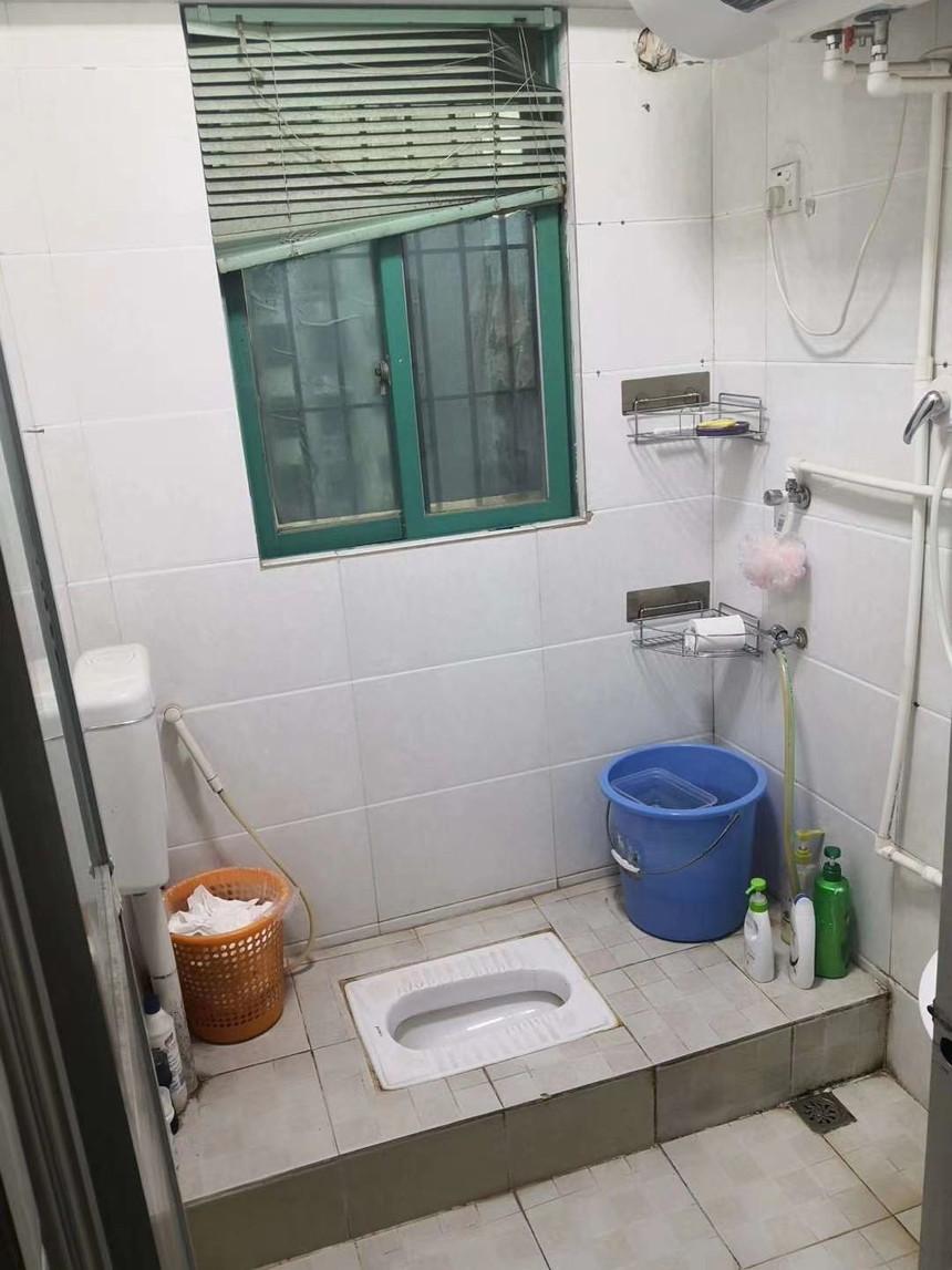 凤凰家园二手房三房卫生间实拍