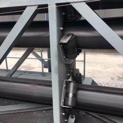 Tubular conveyor belt