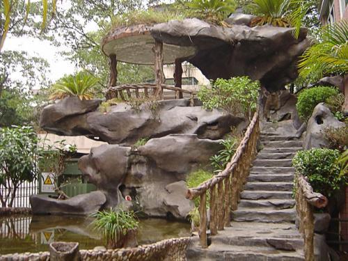 塑石假山的使用寿命