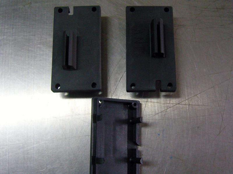 工程塑料零件加工