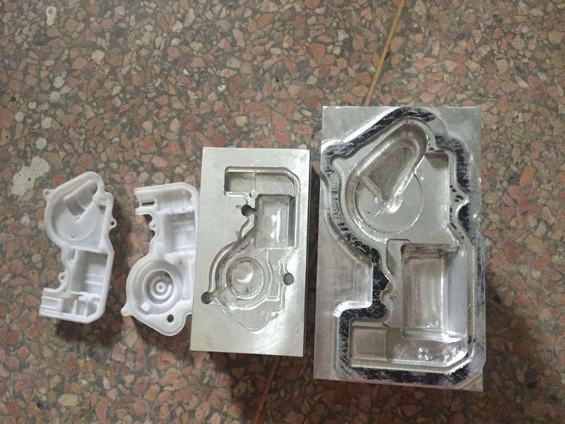 鋁制注塑模具
