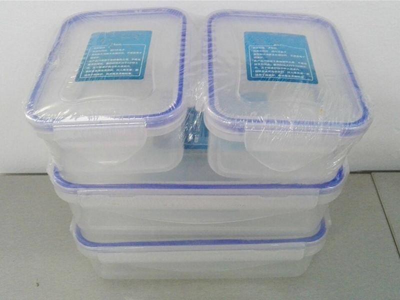 保鮮盒注塑模具