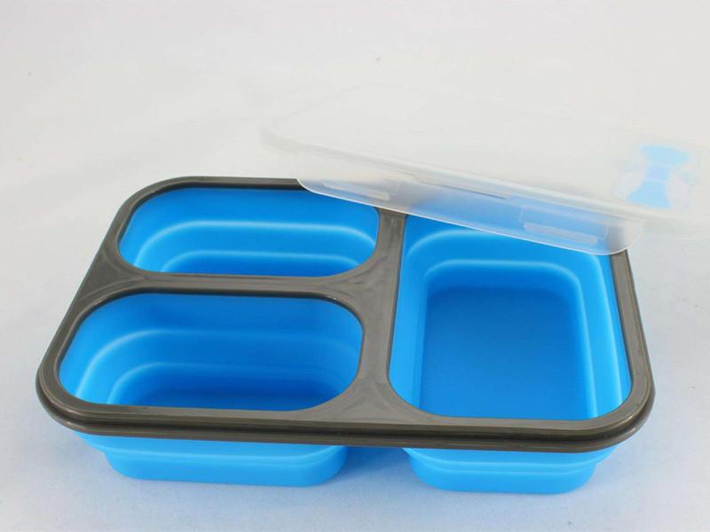 餐盒注塑模具