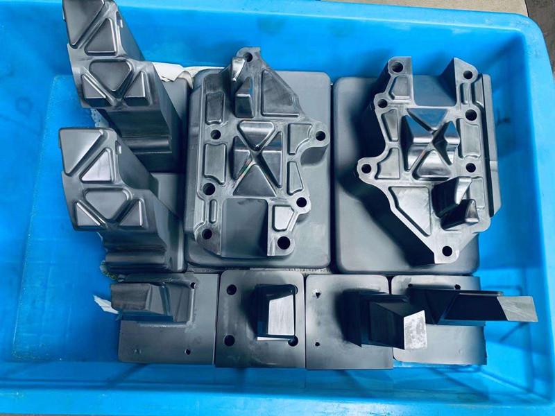 塑料成型模具