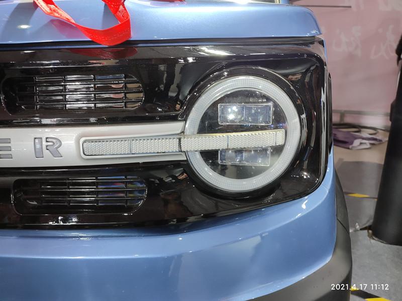 電動車專用燈
