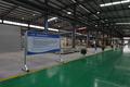 湖北科德智能工厂内景:自动喷涂线