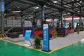 湖北科德智能工厂内景:自动焊接线