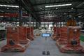 湖北科德智能工厂内景:堆垛机