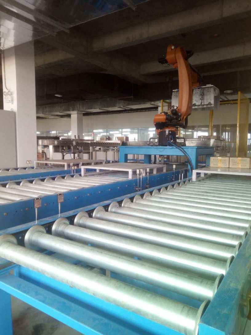 海南南国智能工厂物流系统工厂内景图2