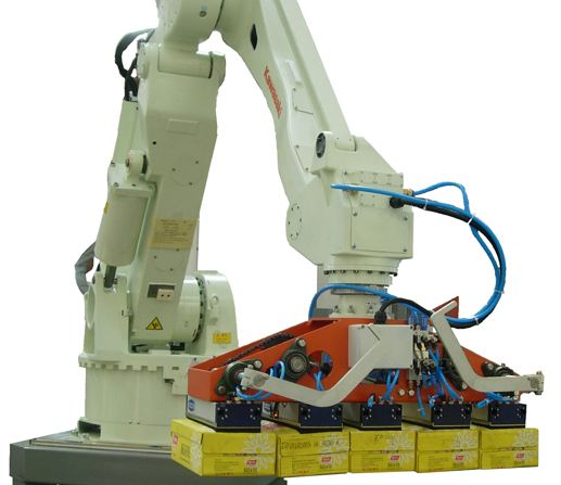 吸盤式碼垛機器人
