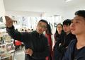 清华大学博士,杨一江教授到我校交流